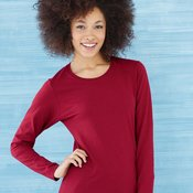 Heavy Cotton™ Women's Long Sleeve T-Shirt
