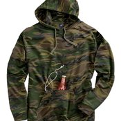 Tailgate Polyester Hooded Pullover Sweatshirt