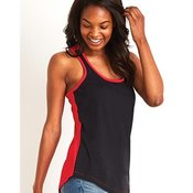 Women's Ideal Colorblock Racerback Tank