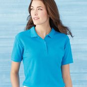 Premium Cotton® Women's Double Pique Sport Shirt