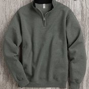Sofspun® Quarter-Zip Sweatshirt